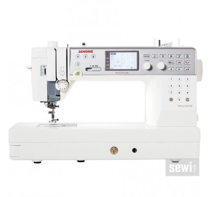 Janome MC 6700 Professional