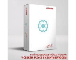 Vyšívací program Janome Artistic Digitizer