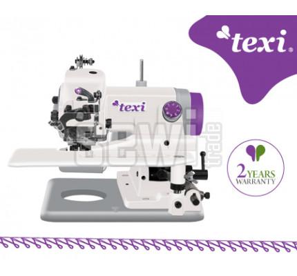 Stroj na slepý steh Texi COMPACTA