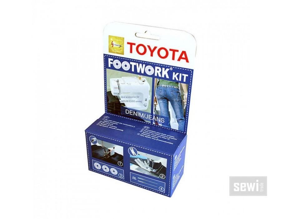 Sada Pro Ic 237 Stroje Toyota Rs J