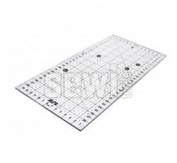 Pravítko patchwork 15x30cm ALFA