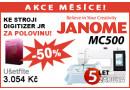 Janome MEMORY CRAFT 500E