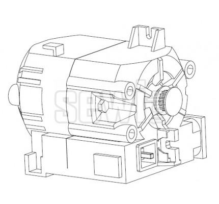 Motorek pro Pfaff 413115801