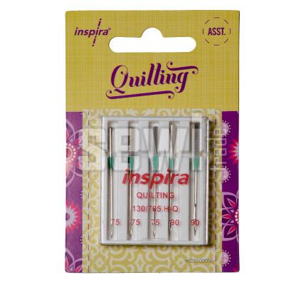 Jehly Inspira Pfaff, Husqvarna 620100096 quilting - 75, 90 - 5 ks