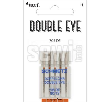 Jehly se dvěma oky TEXI DOUBLE EYE 705 DE 5x80