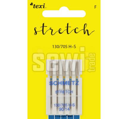 Strečové jehly TEXI STRETCH 130/705 H-S 5x90