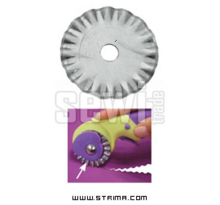 Háhradní kolečko 45mm DW-RB001P