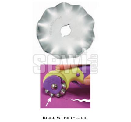 Háhradní kolečko 45mm DW-RB001W