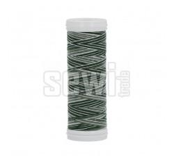 Polyesterová nit žíhaná Viga 80 multicolor 150m - 9047