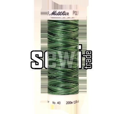 Nit Poly Sheen Multi - Field Greens