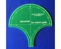 "Šablona ""Lastura"" - Charm Pack"