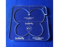 """Šablona Motýl 4½"""""""