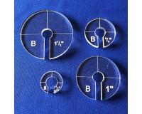 Quiltovací nástavce pro stroje Bernina
