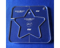 "Šablona Hvězda 4½"""