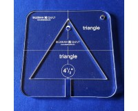 """Šablona Trojúhelník 4½"""""""