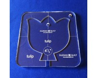 "Šablona Tulipán 4½"""