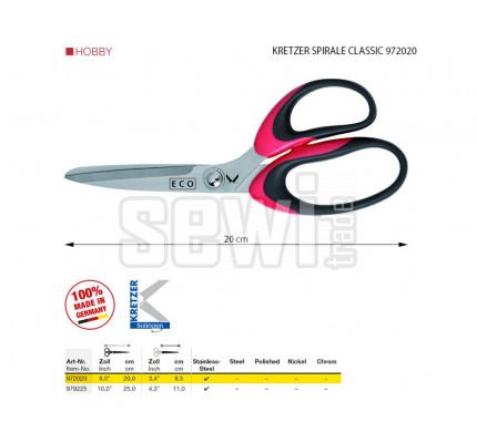 Nůžky Solingen  ECO 972020