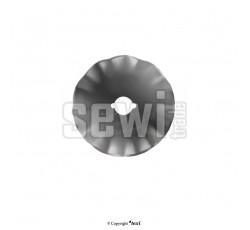 Nůž pro řezací kolečko 45mm, vlnovkové TEXI 4059
