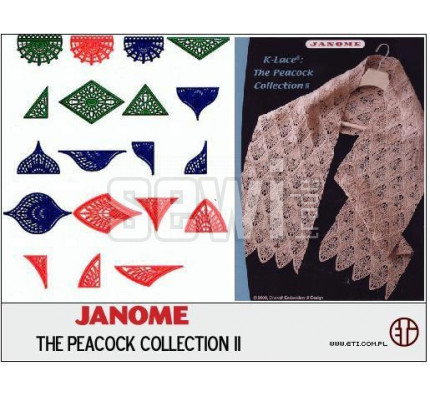 Janome The Peacock Collection II