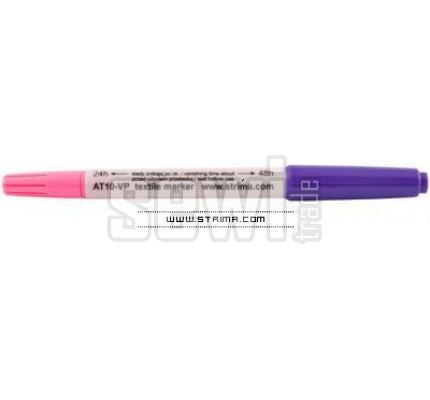 Sublimační růžová-fialová tužka AT10-VP