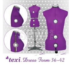 Nastavitelná panna TEXI DRESS FORM 36-42