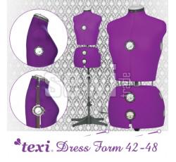 Nastavitelná panna TEXI DRESS FORM 42-48