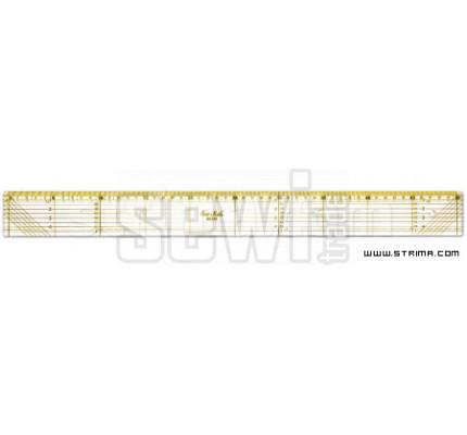 Pravítko 5x50cm 0550-2