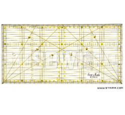 Pravítko 15x30cm 1530-2