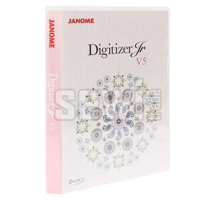 Vyšívací program DIGITIZER JR V5