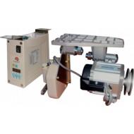 Servomotory pro šicí stroje
