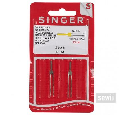 Jehly Singer 2025 / TWIN 90 (14) - rozpich 3mm, sada 2ks