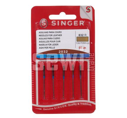 Jehly Singer 2032 / 3x90 (14) - 2x100 (16) - na kůži 5ks