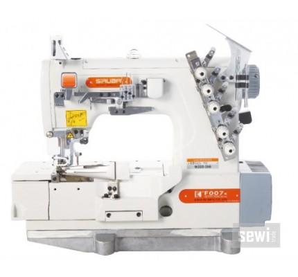Interlock Siruba F007K-W222-356(364)/FQ + servo