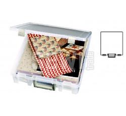 Box na látky přenosný 9000, 6955