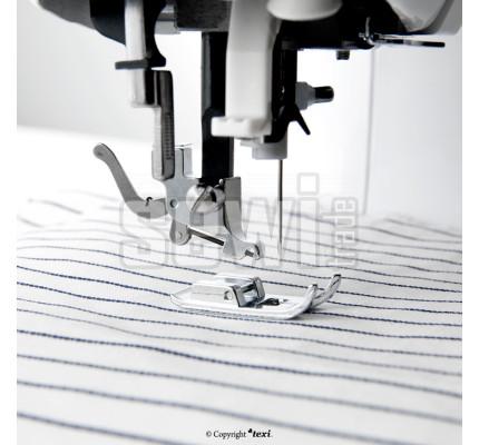 Držák patek AEG široká osička 6 mm