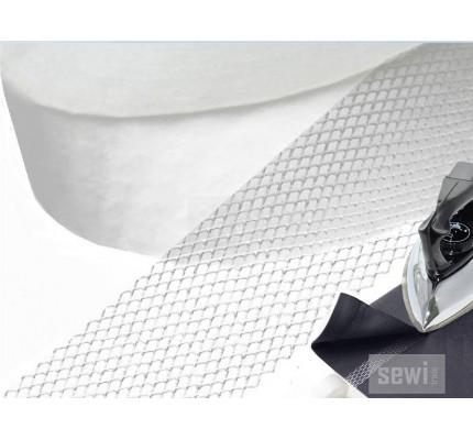 Fixační zažehlovací mřížka šíře 1cm, 50m
