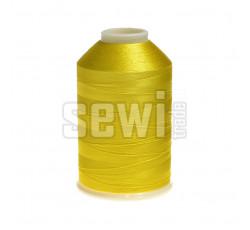 Vyšívací nitě žlutá ROYAL C008 návin 5000 m viskóza