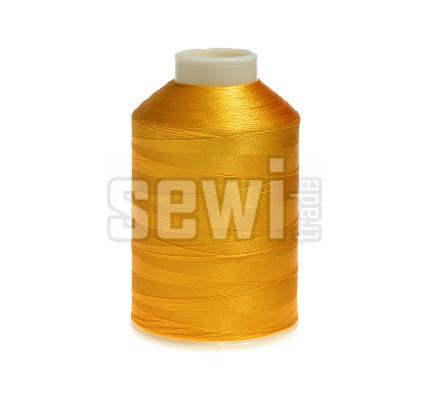 Vyšívací nitě žlutá ROYAL C012 návin 5000 m viskóza