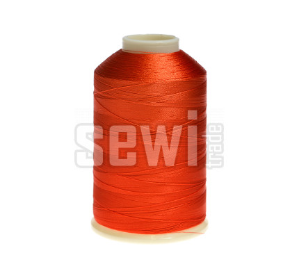 Vyšívací nitě oranžová ROYAL C032 návin 5000 m viskóza