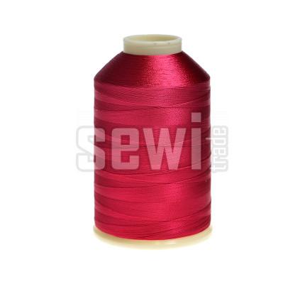 Vyšívací nitě růžová fuchsia ROYAL C056 návin 5000 m viskóza