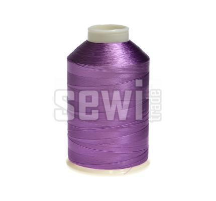 Vyšívací nitě fialová ROYAL C088 návin 5000 m viskóza