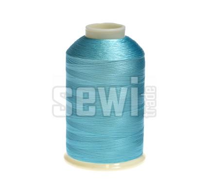 Vyšívací nitě modrá ROYAL C103 návin 5000 m viskóza