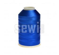 Vyšívací nitě modrá ROYAL C113 návin 5000 m viskóza