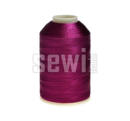 Vyšívací nitě fialová ROYAL C349 návin 5000 m viskóza