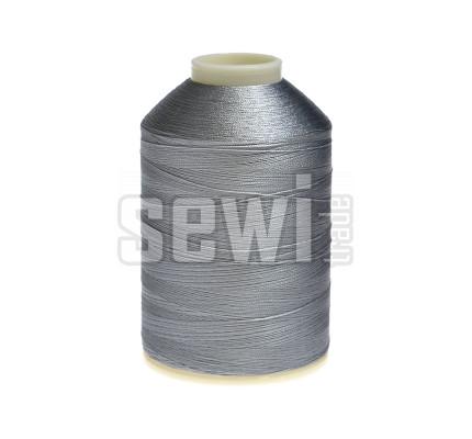 Vyšívací nitě šedá ROYAL C354 návin 5000 m viskóza
