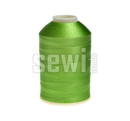 Vyšívací nitě zelená ROYAL C374 návin 5000 m viskóza