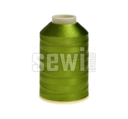 Vyšívací nitě zelená ROYAL C425 návin 5000 m viskóza