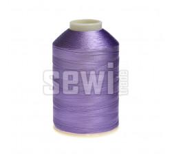 Vyšívací nitě fialová ROYAL C451 návin 5000 m viskóza