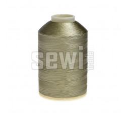 Vyšívací nitě šedohnědá ROYAL C473 návin 5000 m viskóza