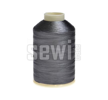 Vyšívací nitě šedá ROYAL C494 návin 5000 m viskóza